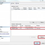 Microsoft SQL Server 2008 Attach Remove Log