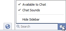 Facebook  Available To Chat