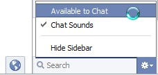 Facebook Unavailable To Chat